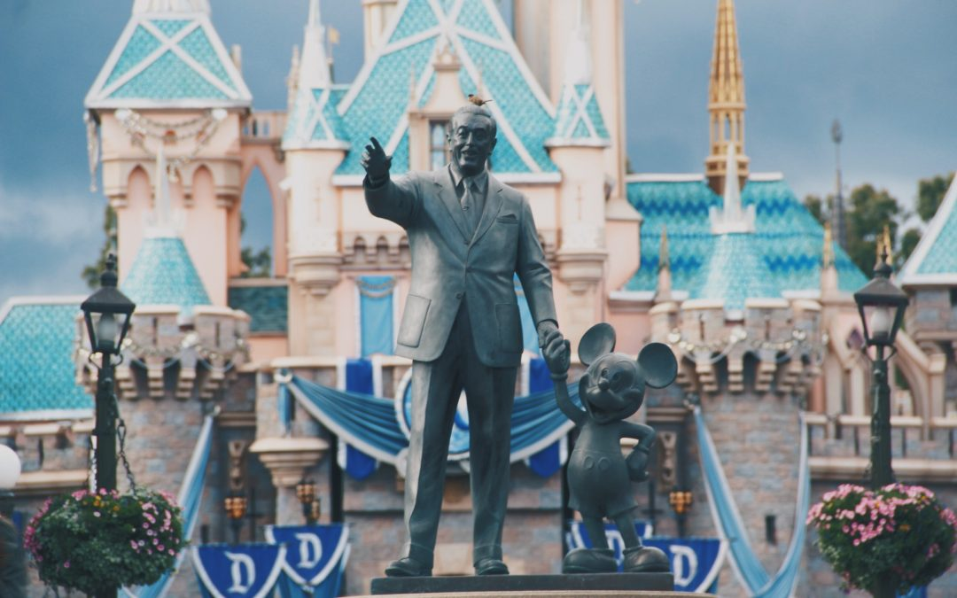 How To Succeed Like Walt Disney